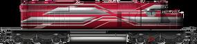 EMD SD40-2 Amor