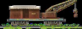 Rail Crane (Decoration)
