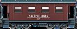 Steeplecab VIP