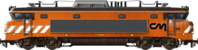 Old CP Class 2600