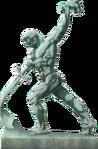 UN Statue