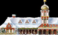 Reindeer Station