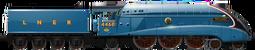 Old LNER A4 Mallard