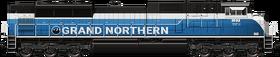 SD90 Grand Northern