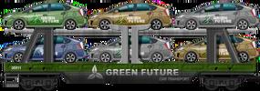 Hybrid Autorack