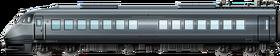 JR Class 787 Tail