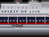 Spirit of 1776 SD70