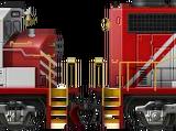 GP40-2LW Vermont