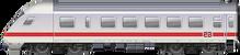 Old DB InterCity Tail