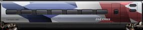 TGV Storm 2nd class