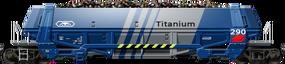 Colossus Titanium