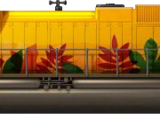 SD70ACe Thanksgiving