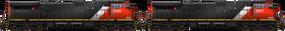 Dash 9-44CW Double