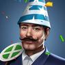 Portrait small Birthday Bill (2019)