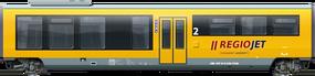 RegioJet 2nd Class