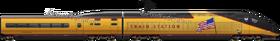 Union Pacific TGV