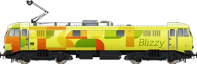 Blizzy Class 90