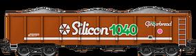 Gingerbread Silicon