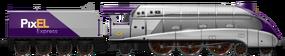 LNER A4 Courier