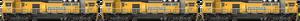 Old WAGR S Class Triple