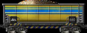 GE T4 Hauler Gravel