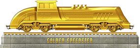 Golden Speedster