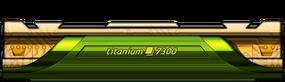 Resistor Titanium