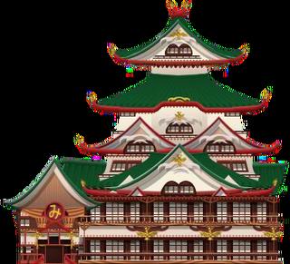 Shiragiku Castle III
