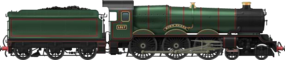 GWR Class King