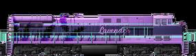 Lavender BB40-9W