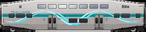 Metrolink 2nd class