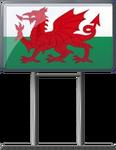 Sign - Wales (Big)