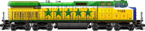 BB40-9W Brazil