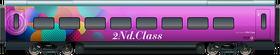 Auld 2nd class