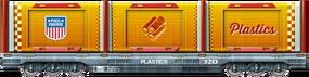 GTEL 8500 Plastics