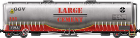 Large Cement Tank