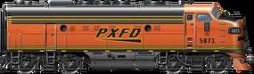 PXFD EMD F9
