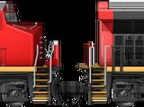 CN GE Evo T4 D