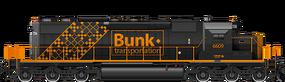 Bunk SD-40