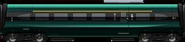 Dusk Green 1st class