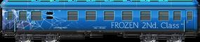 Frozen Blue 2nd class