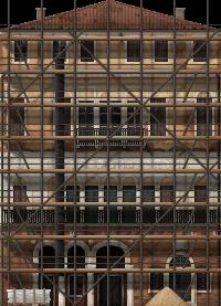 Palazzo Mosto Scaff.