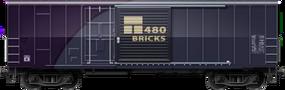 Skeletal Bricks
