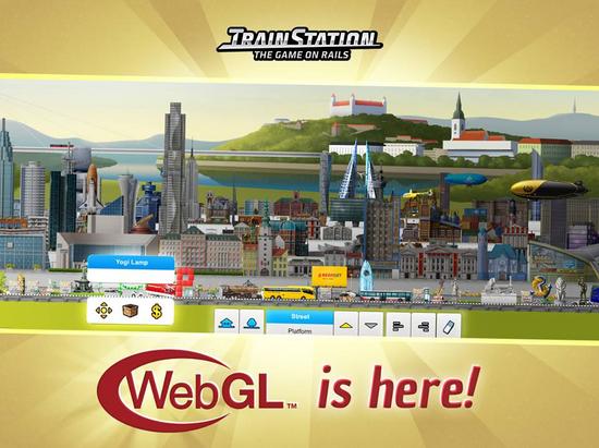 TS Main Introduce WebGL