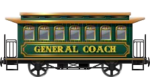 Old General Coach
