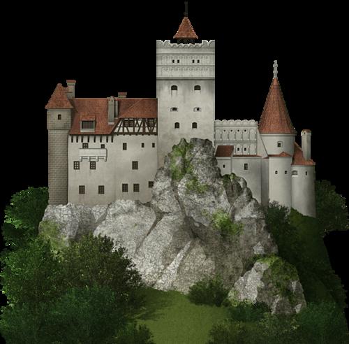 Bran Castle Full