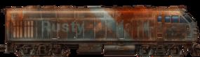 Rusty EMD
