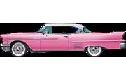 50s Coupé Pink