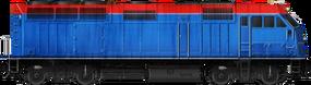 Metropolis F40PHM-2