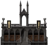 Vampire Restroom